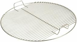 "Grill Cooking Grate 17.5"" Steel Rack Round Grid BBQ Part Rep"