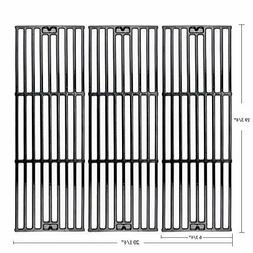 Uniflasy Grill Cooking Grates for Chargriller 2121, 2123....