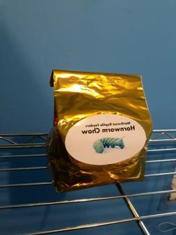 H2GPowdered Hornworm chow . Easy to cook.