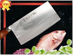 Handmade Japan VG10 Steel Vegetable Big Cleaver Knife 8.7 in