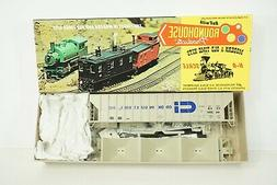 Roundhouse HO Scale Cook Industries 50' FMC Covered Hopper 4