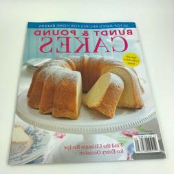 Hoffman Cooking Magazine 2020 Home Baking 50 Recipes BUNDT A