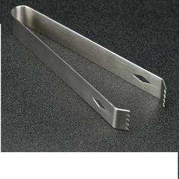 Ice Tong Bar Kitchen Accessories Stainless Steel Barbecue BB