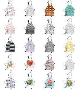 Indoor Use Apron Bib Adjustable Neck Strap for Gardening and