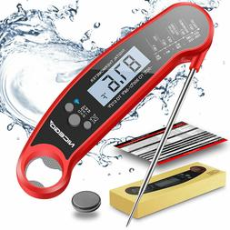 Instant Read Digital Meat Thermometer for Cooking BBQ Grilli