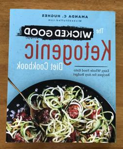 Ketogenic Diet Cookbook  1st Edition - Like New - Cooking