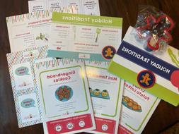 Raddish Kids Cooking Kit HOLIDAY TRADITIONS