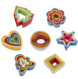 Kitchen Cookie Cutter Cake Mold Biscuit Cooking Decorating T