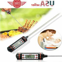 Kitchen Cooking Digital Thermometer Tool Food Probe BBQ Meat