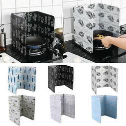 Kitchen Food Cooking Frying Pan Oil Splash Guard  Scald Proo