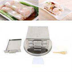 Kitchen Steamer Food Machine Stainless 3-layer Spare Drawer