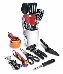 Kitchen Tool Gadget Set Cooking Utensils Cookware Farberware