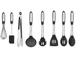 Kitchen Tools 8pc Blk
