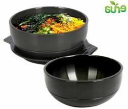 Korean Cooking Stone Bowl Dolsot Sizzling Hot Pot Bibimbap S