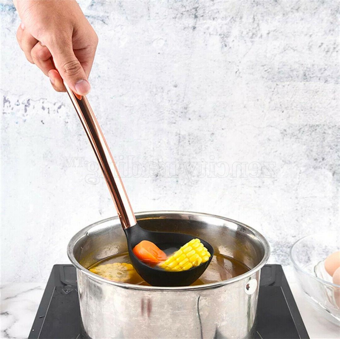 11/12Pcs Set Nonstick Cooking Utensils