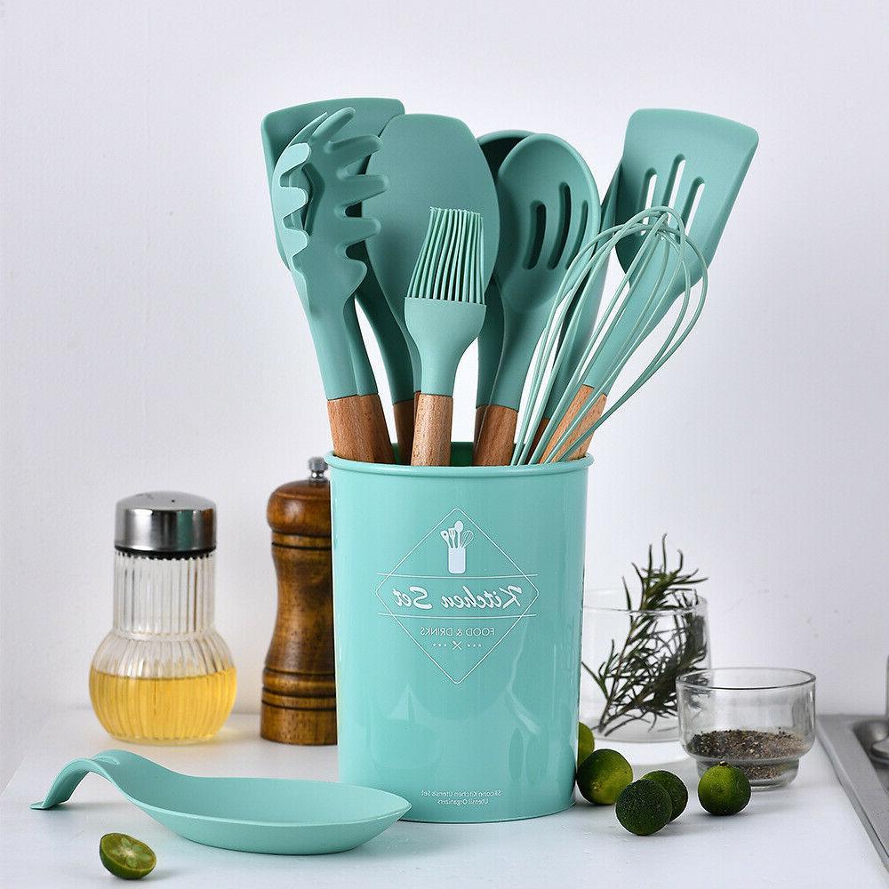 12 pcs Cooking Utensils Kitchenware Set