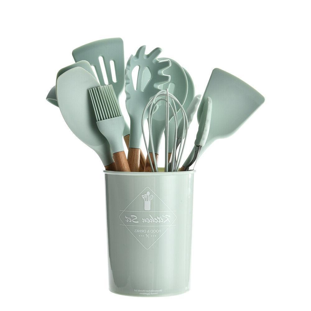 12 pcs Cooking Utensils Set Kitchenware Set