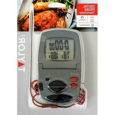 1470n digital cooking thermometer w probe