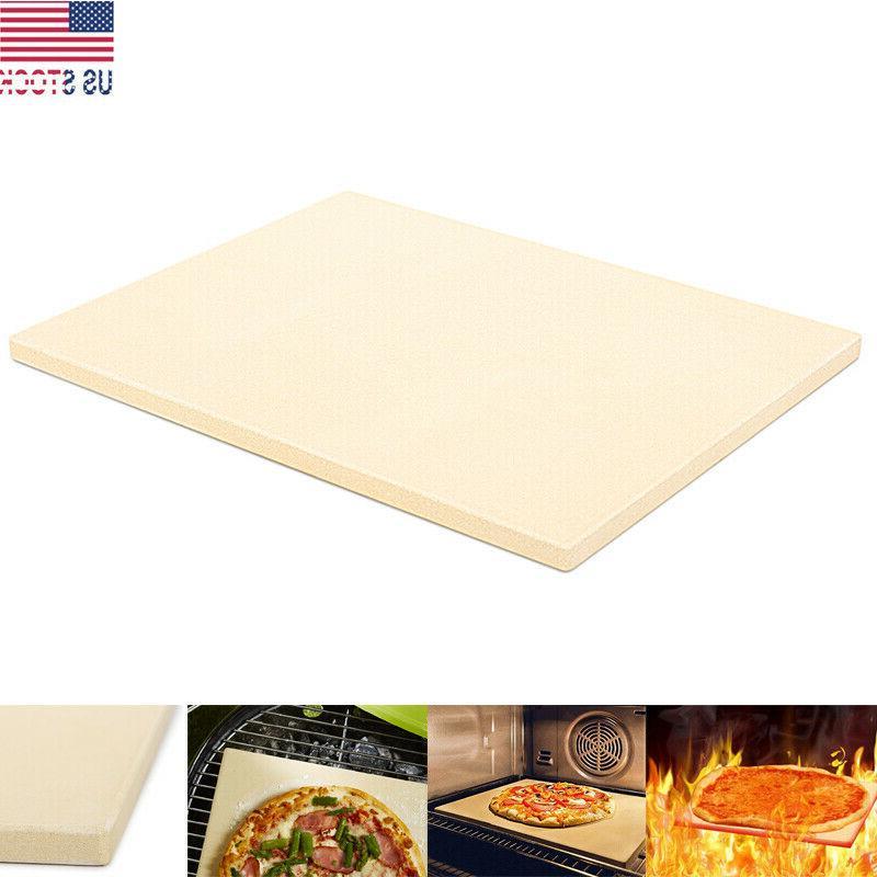 15 x12 heavy duty pizza stone cordierite