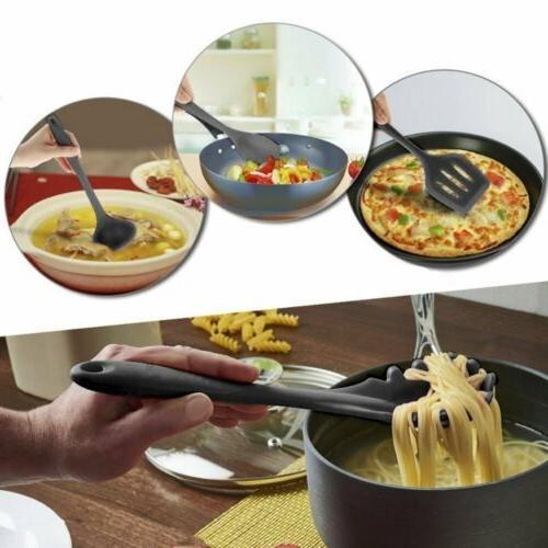 10PCS Kitchen Cooking Utensils Set Basting