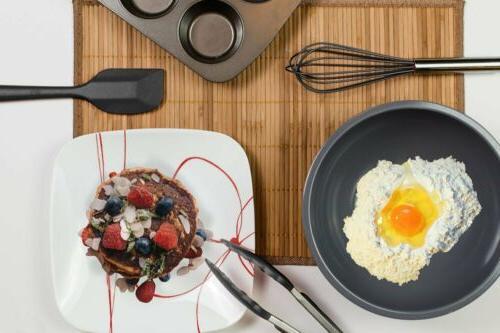 10PCS Kitchen Utensils Heat-Resistant Basting