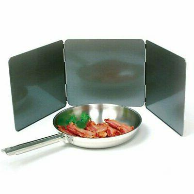 3 sided nonstick bacon grease cooking splatter