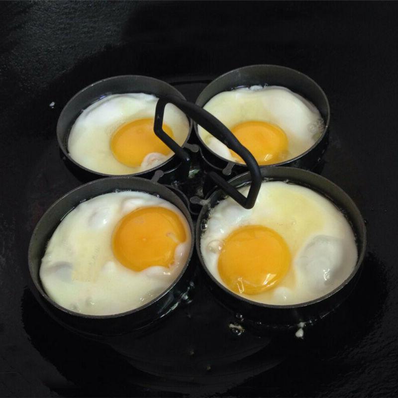 4PCS Steel Egg Pancake Omelet