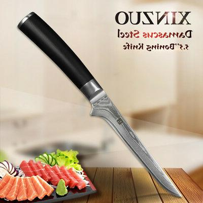 5 5inch boning knife professional kitchen knife