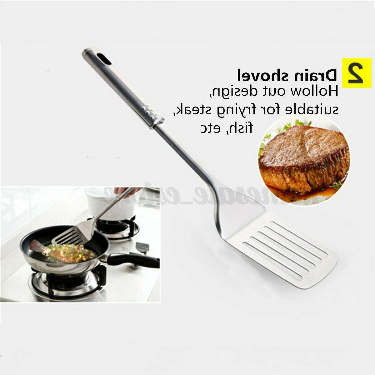 Cooking Utensil Skimmer Ladle