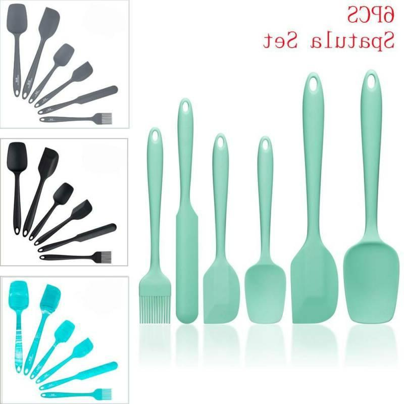 Silicone Spatula 6 Kitchen for Baking US