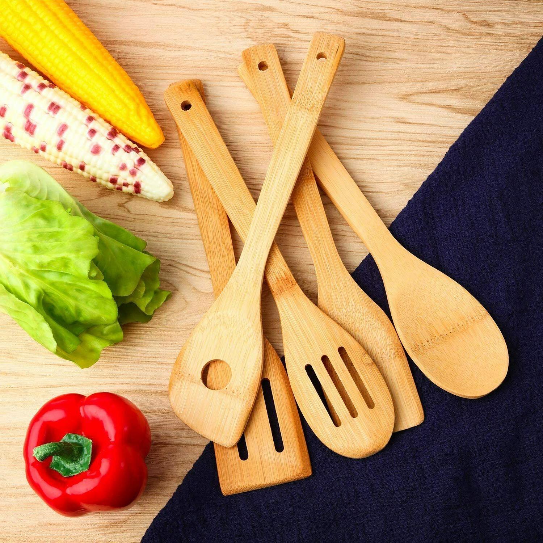 7 PCS Kitchen Cooking Spatula Tools