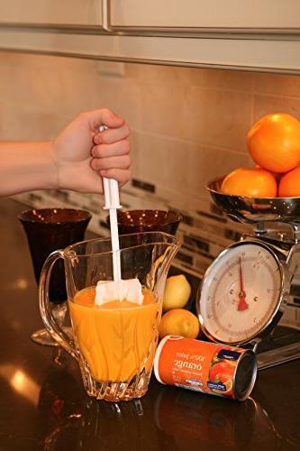 ChopStir Meat Chopper, Frozen Concentrate Stirrer, Heat-Resistant in the