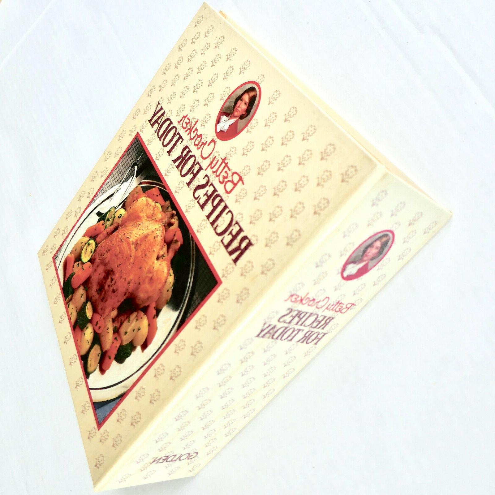 betty crocker recipes for today 1986 2