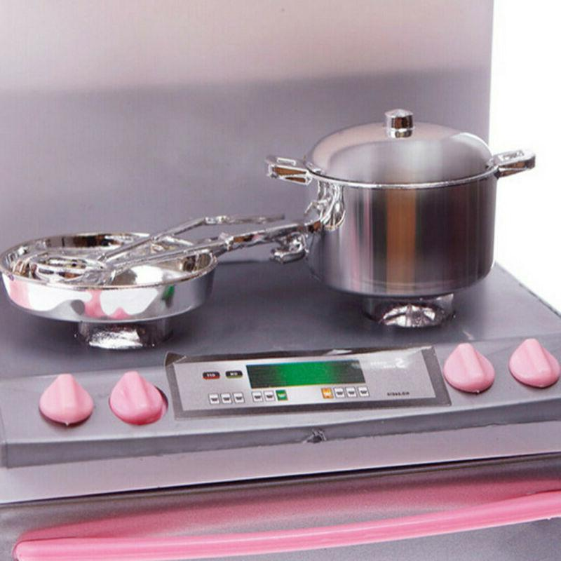 Children Cooking Pretend Play Toddler Stove