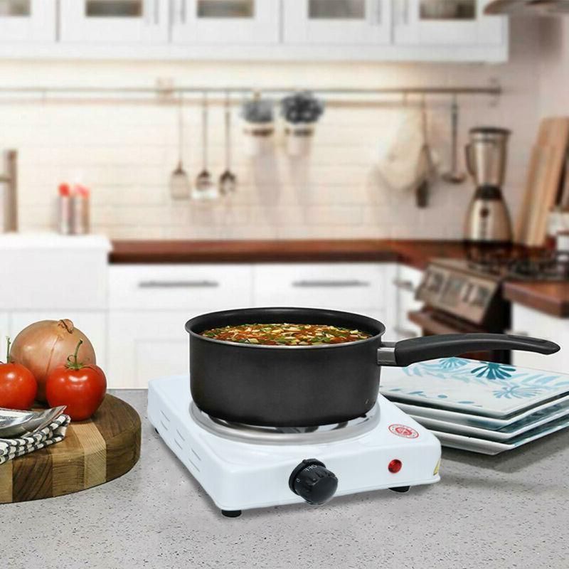 Commercial Hot Plate Burner 1000 Watt Cooking Stove