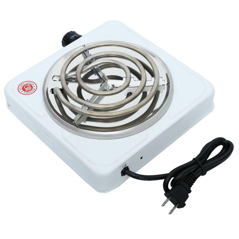 Commercial Electric Hot Plate Burner Watt Cooking