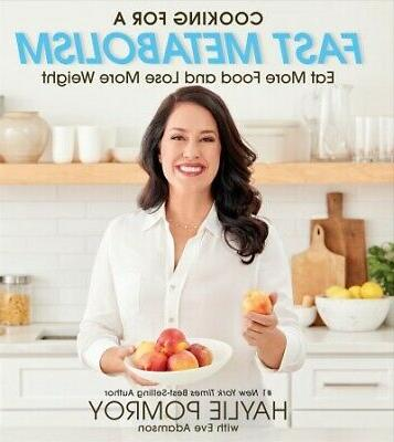 cooking for a fast metabolism eat more