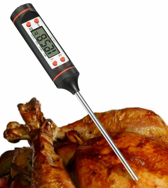 Digital Probe Cooking Meat BBQ Kitchen