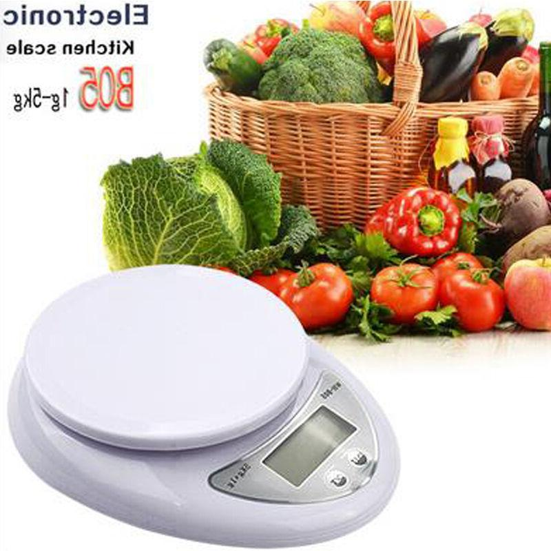digital kitchen food cooking scale weigh in
