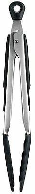 "Oxo Good Grips 9"" Inch Locking Tongs Silicone Non-Stick Head"