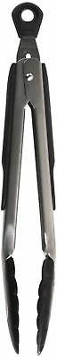 OXO Good Grips 9Inch Locking Tongs with Nylon Heads