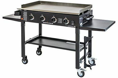 griddle cooking station portable gas grill outdoor