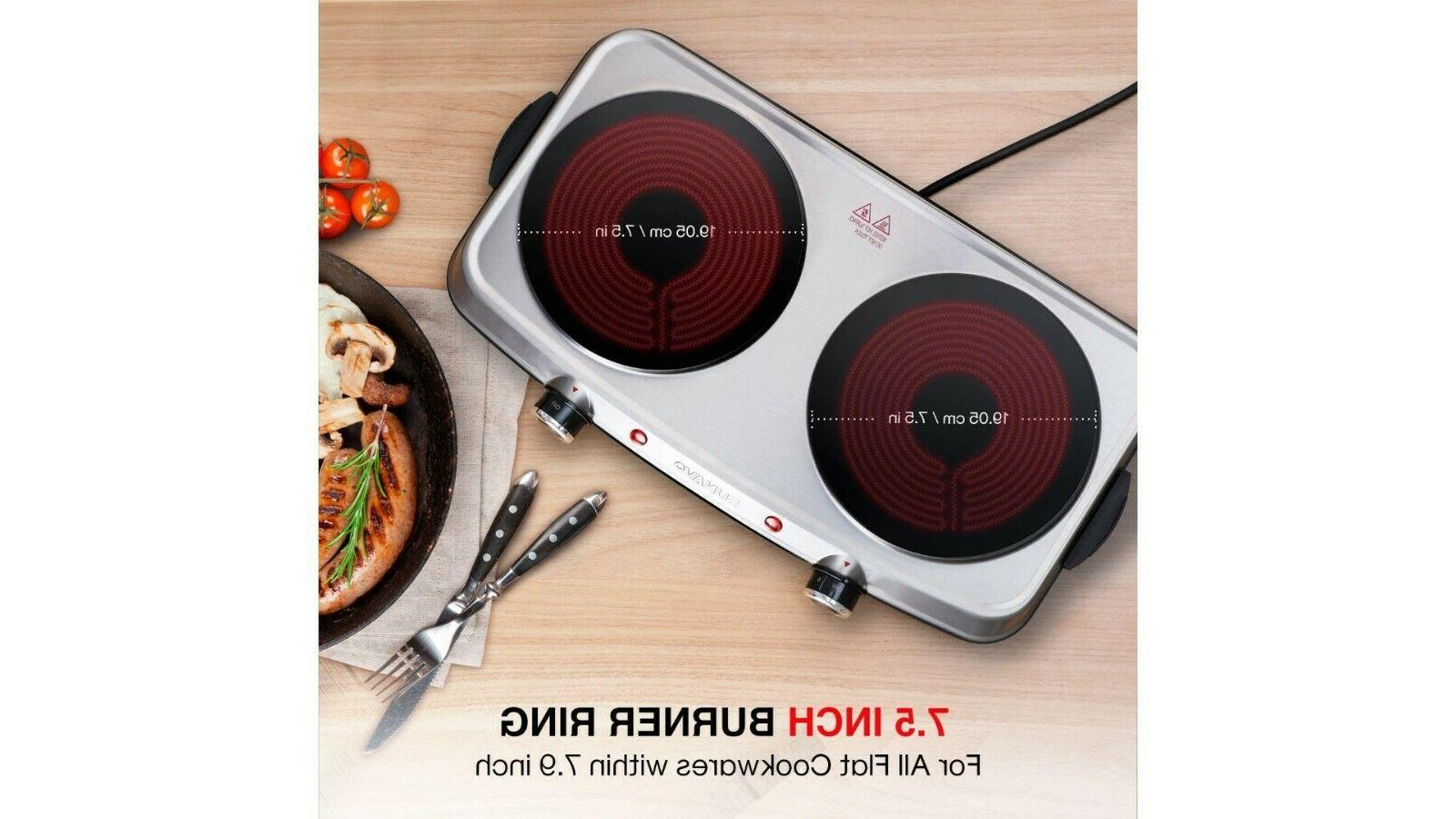 Hot 1800W Electric Double with Level