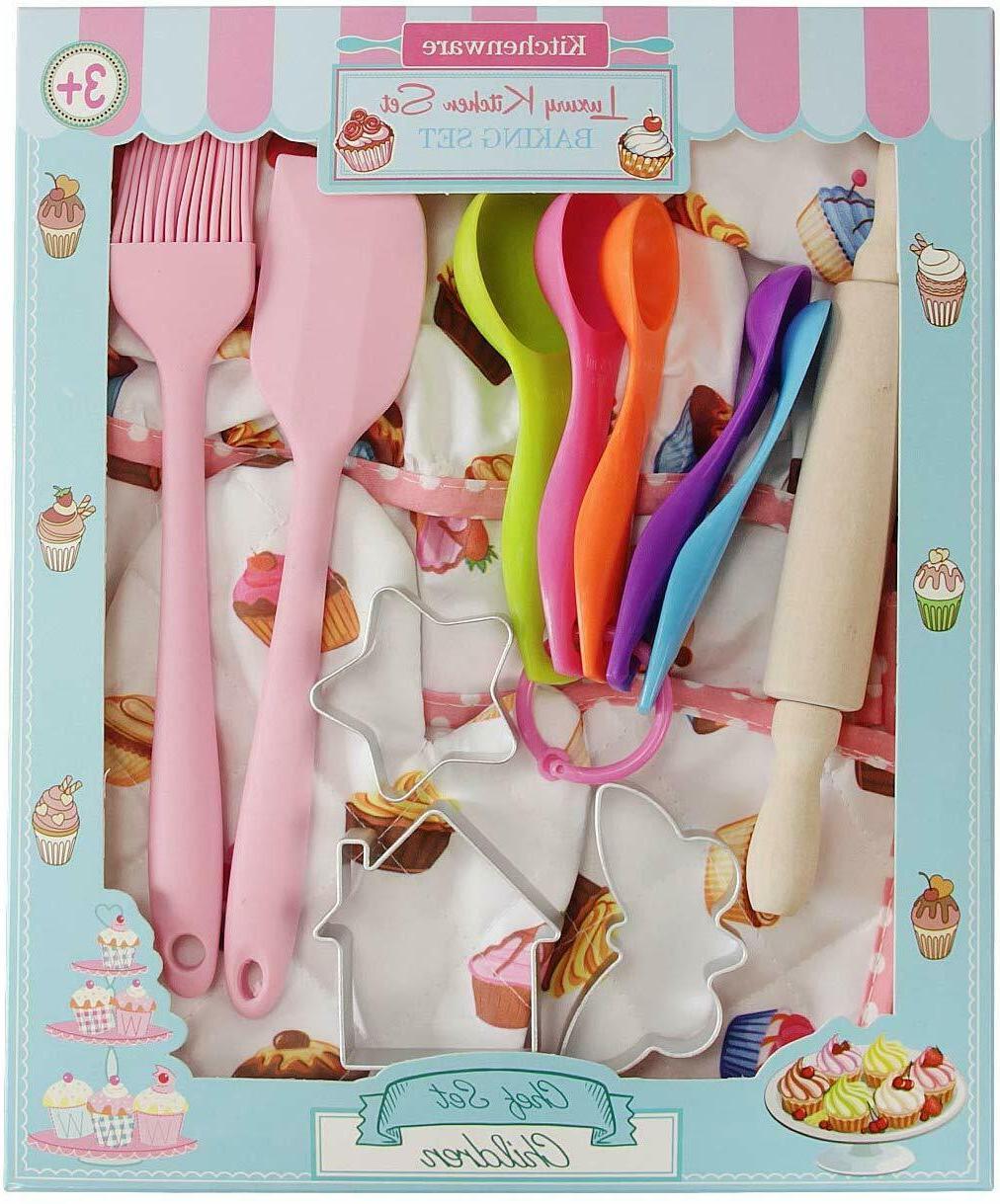Kids - Chef Role Play Set 18 Pcs