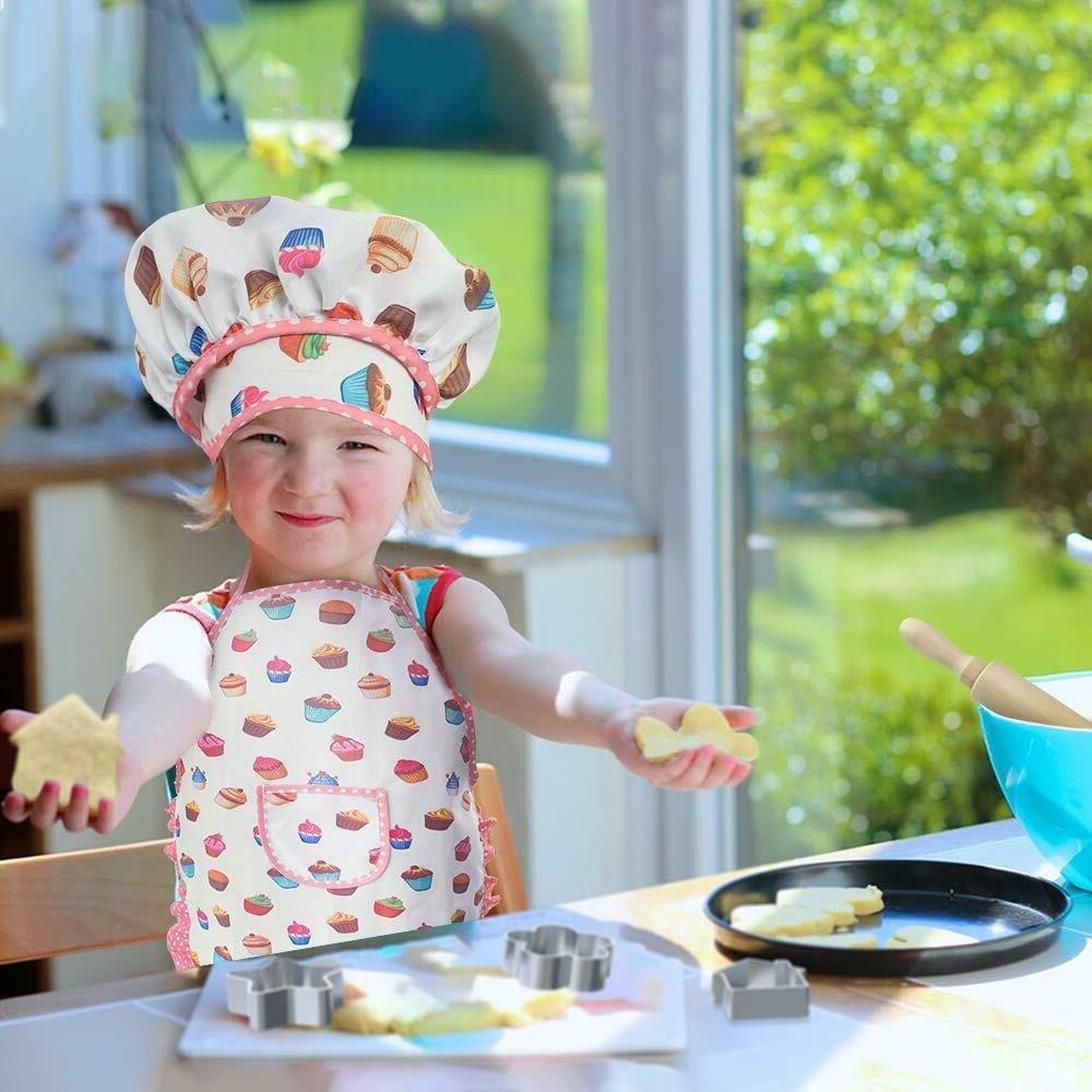 Kids Cooking - Children Dress Set