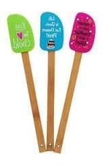 kiss cook whimsical kitchen spatula