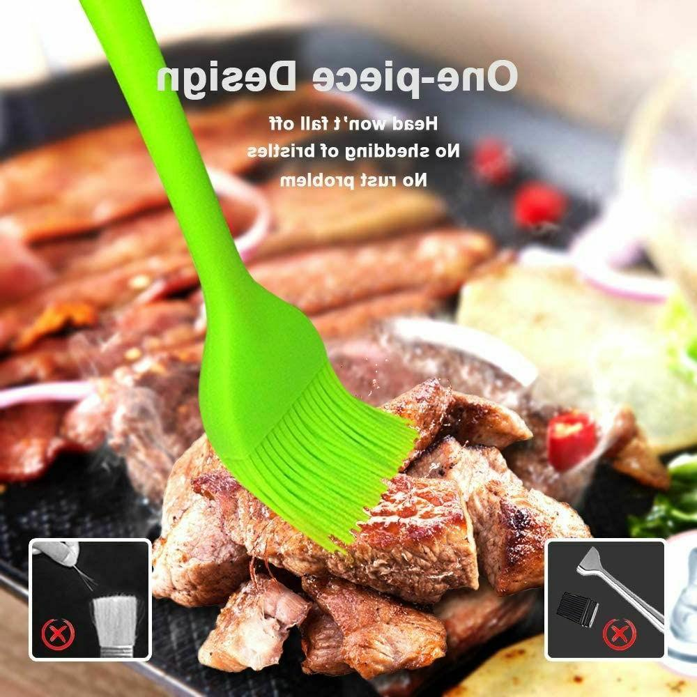 Pastry Oil Brush for Barbecue Resistant Silicone