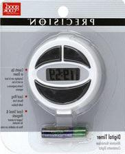 Precision Loud Ring Magnetic Digital Timer, for cooking and
