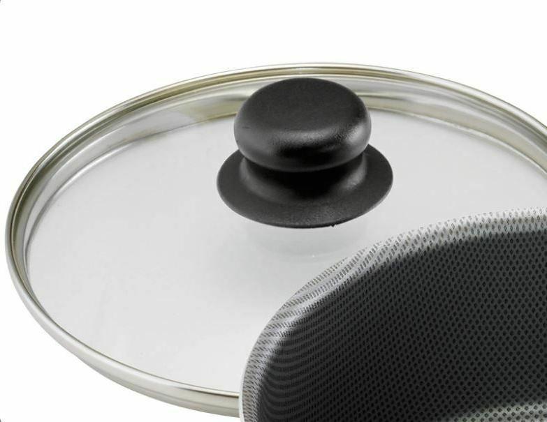 18-PIECE COOKWARE Pots And Pans Cooking Aluminum Kit