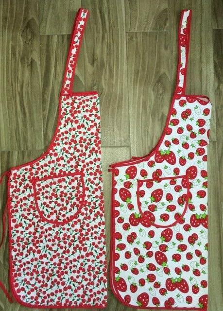 Women Kitchen Bib Chef Cooking Baking Restaurant